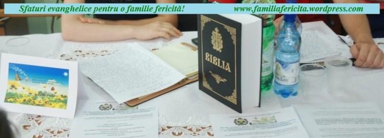 Evanghelia si Familia