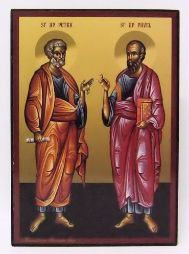 Apostolii Petru si Pavel