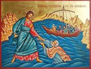 Îndoiala Apostolului Petru