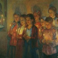 """Pentru cei ce ,,în curăţie şi în viaţă cinstită vieţuiesc"""" se roagă întreaga Biserică Ortodoxă Universală"""