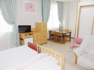 内村産婦人科 3階病室