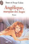 """Серия романов на французском языке """"Анжелика/Angelique"""" (Анн и Серж Голон)"""