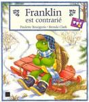 """Адаптированная книга для малышей """"Franklin est contrariе/ Франклин расстроен"""""""