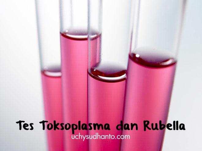 Tes Toksoplasma dan Rubella Uchy Sudhanto's Blog