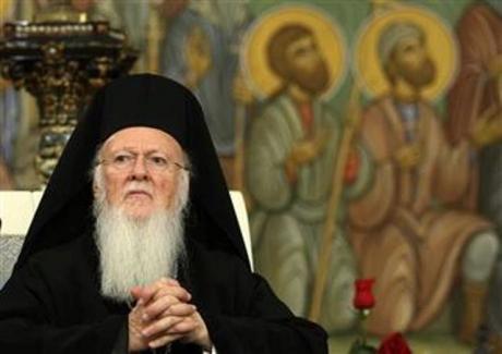 البطريرك برتلماوس: البابا فرنسيس سيحقق الحلم الكبير ويزور الأراضي المقدسة