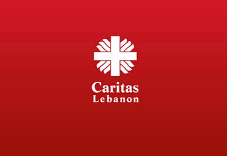 ابو جودة ترأس قداس كاريتاس لبنان في زغرتا