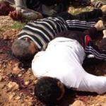اختطاف واعدام سبعة مسيحيين أقباط في ليبيا