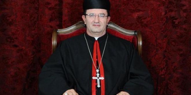 المطران طربيه: لا نستطيع بناء دولة  من دون الحوار بين القادة المسيحيين