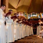 9 كهنة جدد للرهبانية اللبنانية المارونية في عنايا