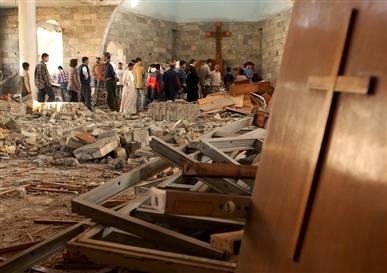 موت الكنيسة قيامة