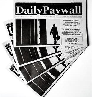 """دروسٌ في """"السرقة الهادفة"""": صحيفةٌ توزّع المال لقرّائها"""
