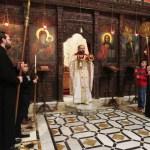 قداس سبت العازار في البلمند