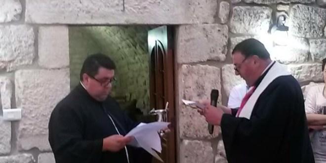 إفتتاح بيت الأبونا في سمار جبيل