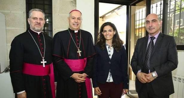 """كاشيا زار """"علية النور"""": لدور أكبر للمؤسسات الكنسية"""