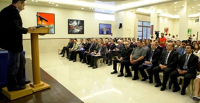 افتتاح المؤتمر الدولي للأبحاث التطبيقية في هندسة المعلوماتية والاتصالات في الجامعة الأنطونيَّة