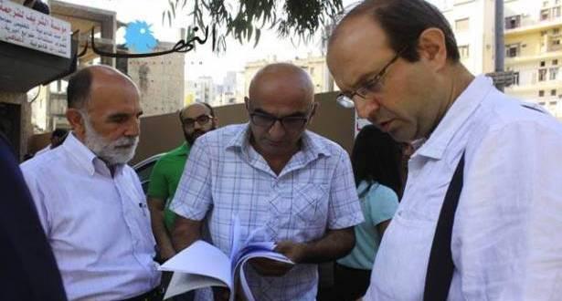 القضاء استمع إلى زبيب وتركه بسند إقامة نقيب المحررين: نطالب المشنوق بسحب الدعوى