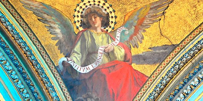 تأمل بمناسبة عيد الملائكة