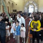 احتفالات الشعانين في الكورة