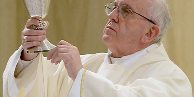 البابا فرنسيس: شجاعة صلاة وتواضع: صفات رسول كلمة الله