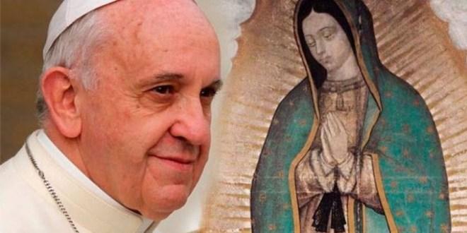 البابا فرنسيس: لتساعدنا مريم العذراء، مثال فقراء الروح، كي نستسلم لله الغني بالمراحم!