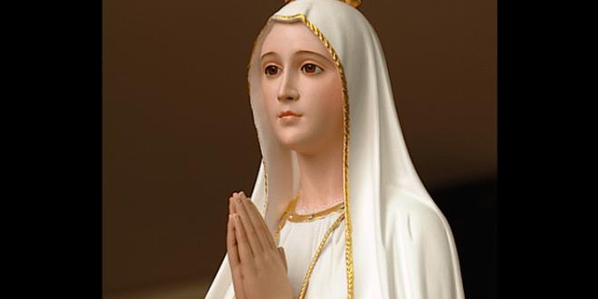 البابا يذكر عيد سيدة فاطيمة الذي تحتفل به الكنيسة يوم الجمعة