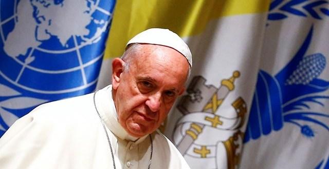 رسالة البابا فرنسيس بمناسبة يوم الأغذية العالمي