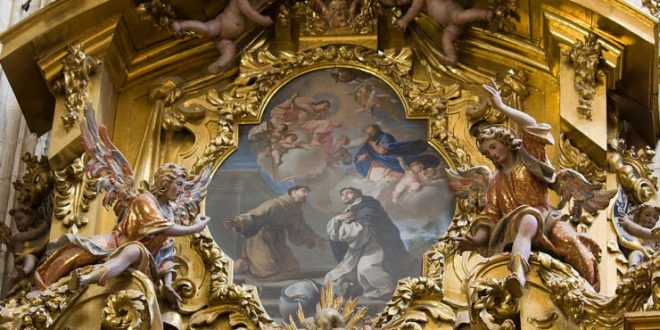 البابا يقترح القديس دومينيك مثالاً للشبيبة