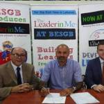 """اتفاق بين مدارس السينودس الإنجيلي و""""ستارمانشيب"""" تطبيق برنامج """"القيادة الداخلية"""" لتدريب التلامذة"""