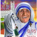 طابع القديسة تيريزا
