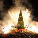 بلدية جبيل اضاءت شجرة وزينة الميلاد الحواط