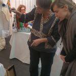 افتتاح سوق الميلاد التضامني 2016 في المعهد الفرنسي