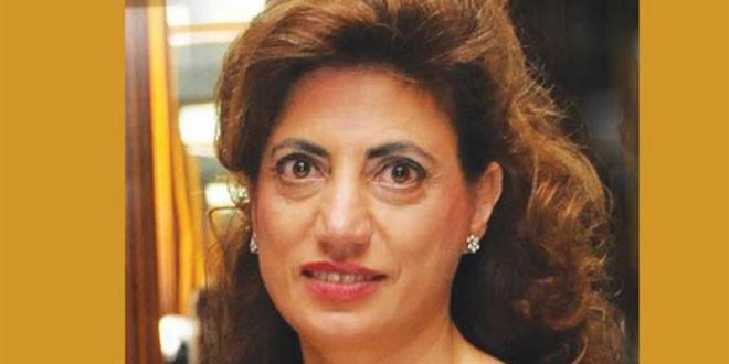 الملكة الاوسترالية منحت اللبنانية فاديا غصين وسام الاستحقاق AM