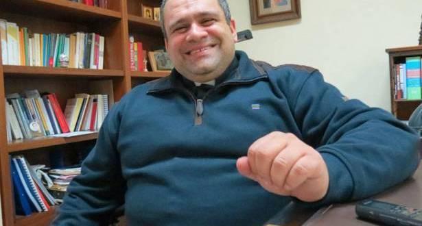 """الأصغر سنًّا بين أترابه رئيسًا لليسوعيّين في الشرق الأب داني يونس لـ""""النهار"""": كلما خاف المسيحيون خسروا أكثر"""