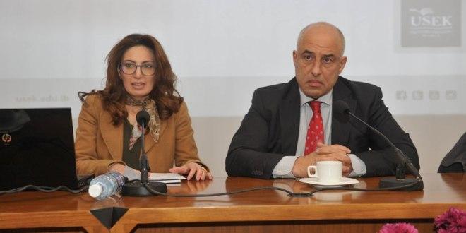جامعة الروح القدس نظمت لقاء مع الإعلامي زياد نجيم