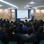 """""""لابورا"""" تنظم لقاءً توجيهياً في مدرسة العائلة المقدّسة – ساحل علما"""