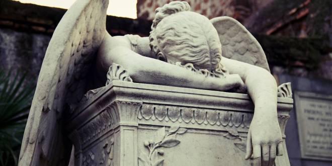 """قصة رائعة عن ملاك """"الألم"""" في روما!"""