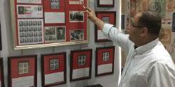 معرض الطوابع الدائم: «تاريخ العالم» في بلدة تول
