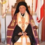 بطريركية الروم الملكيين الكاثوليك: يوسف العبسي بطريركا جديدا والتهاني الجمعة والسبت