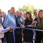 افتتاح معرض يوسف بك كرم في اهدن