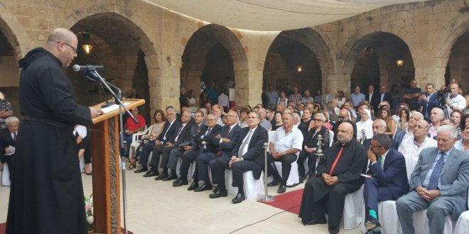 المعرض الثقافي في دير القمر بالتعاون بين جامعة الروح القدس والمركز الثقافي الفرنسي