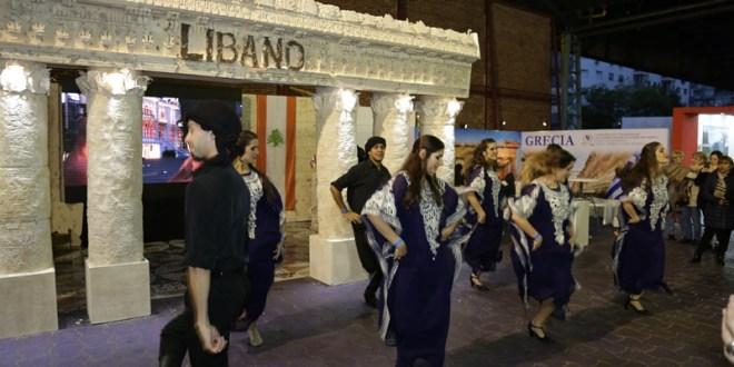 العنداري افتتح جناح لبنان في معرض الجاليات في الارجنتين