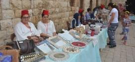معرض ايعال الاول قضاء زغرتا في قلعة بربر آغا