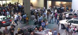 معرض فرانكفورت 2017 … جدول مزدحم بالسيارات