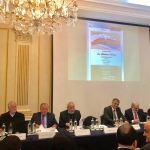 خضره في افتتاح مؤتمر مسيحيي الشرق في بروكسل: المسيحيون في لبنان، كرم وعلم وحلم
