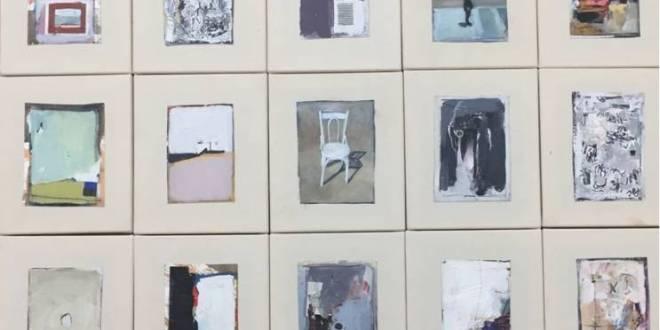 """بتينا خوري بدر في معرض """"الطبيعة الصامتة"""": أحاديث وقصص تنصهر بين العالم الخارجي والداخلي"""