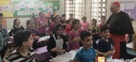رئيس أساقفة نيويورك الكاردينال تيموثي دولان يزور لبنان