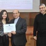 حبيقة خلال توزيع جوائز مسابقة الفلسفة في الكسليك: مع اقتراب الانتخابات على اللبنانيين أن يستلهموا فلسفة الرواقيين فيسترشدوا بالمنطق