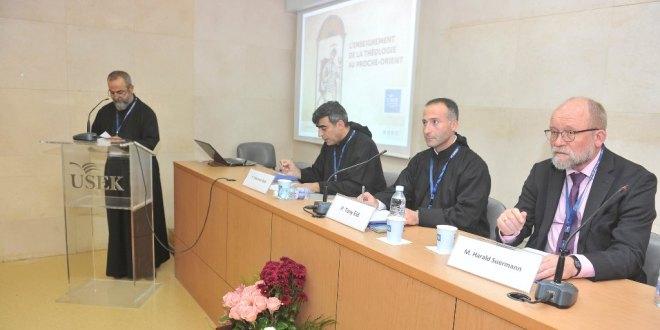 الجمهوري مثل الراعي في مؤتمر تعليم اللاهوت في الكسليك: مهمتنا تطوير فرادة اللاهوت في الشرق الأوسط
