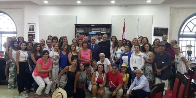 يوم سياحي وثقافي في زوق مكايل يجمع المقيمين بالمنتشرين