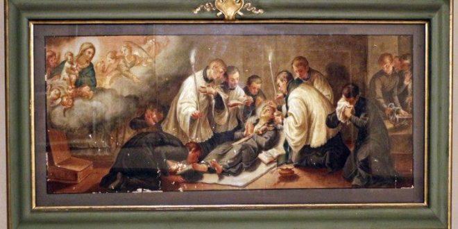 رسالة البابا فرنسيس لمناسبة الذكرى الأربعمائة والخمسين لوفاة القديس ستانيسلاو كوستكا